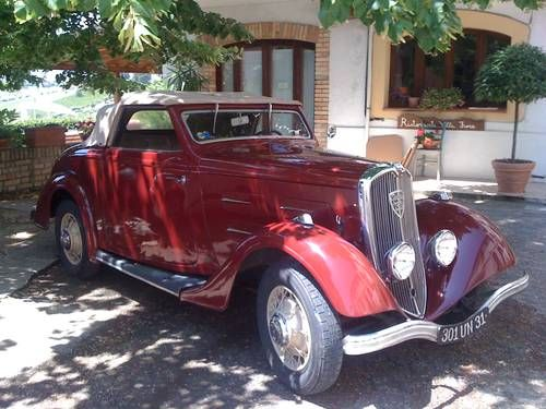 1935 peugeot 301 d cabriolet on car and classic uk c465287 french classic cars pinterest. Black Bedroom Furniture Sets. Home Design Ideas