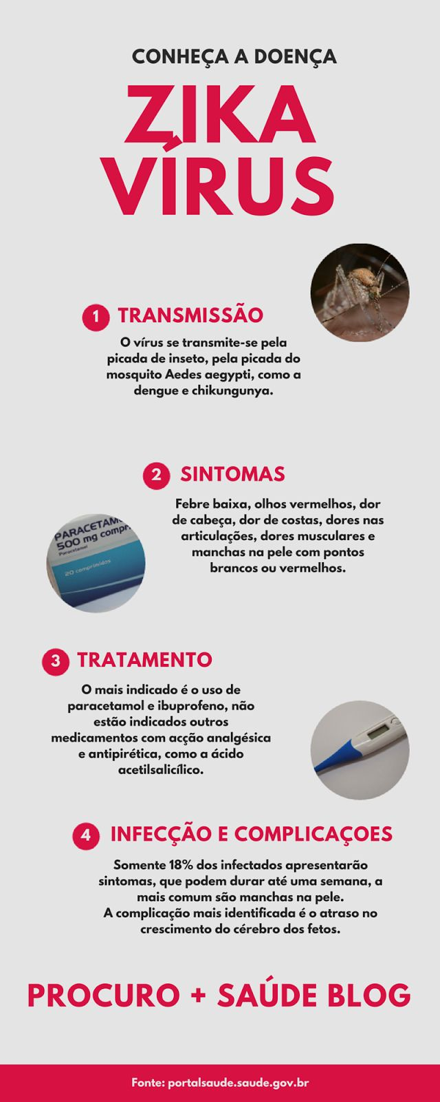 Zika vírus - conheça a doença