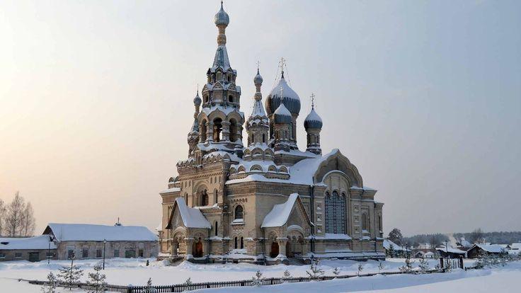 Спасский храм в Ярославской области