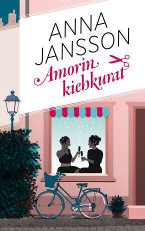 Anna Jansson: Amorin kiehkurat