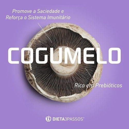 Os cogumelos são ricos em prebióticos, que são fibras não digeríveis que irão promover saciedade, melhorar o trânsito intestinal e reforçar o seu sistema imunitário.  Em saladas, salteados numa wook, grelhados, delicie-se com as diversas espécies de...