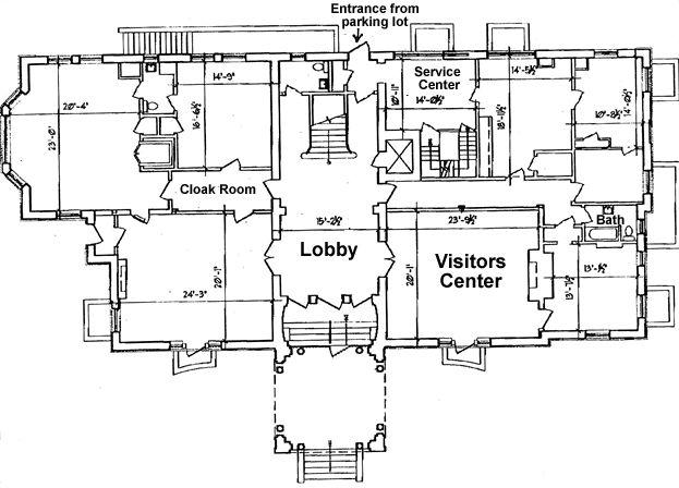 JBPC - Floor Plan - First Floor