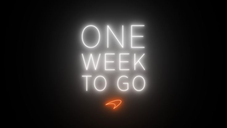 "McLarenさんのツイート: ""The countdown is on. #MCL32 #ChangeYourGame https://t.co/YaIDfZjHJg"""