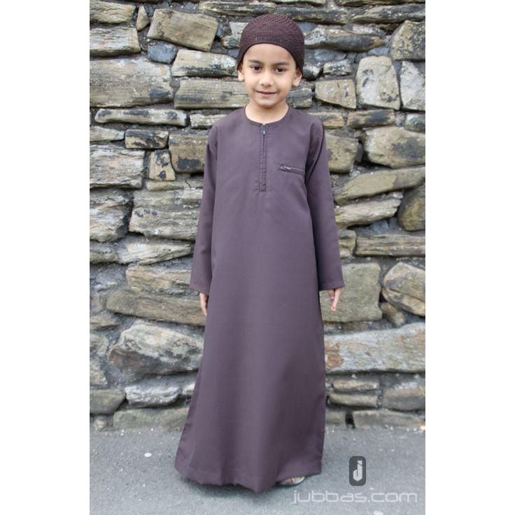Brown Boys Jubbah