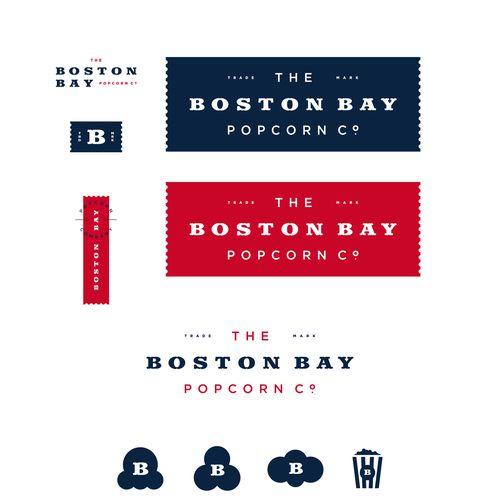 The Boston Bay Popcorn Co. 鈥?20Heritage and Healthy Popcorn Brand