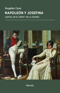 """Ángeles Caso: """"Napoleón y Josefina"""" 2014.."""