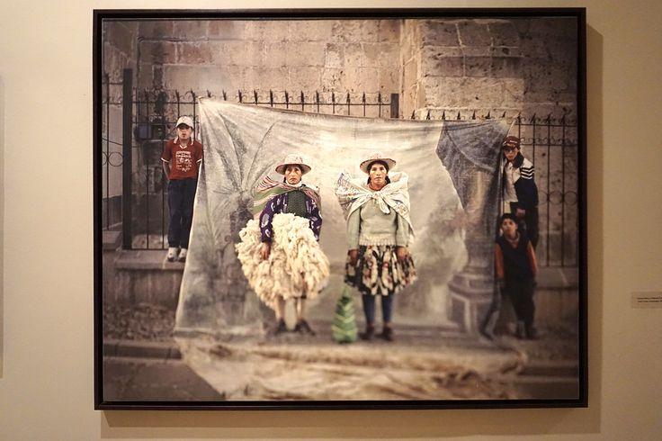 """Castro Prieto. Exposición """"Martín Chambi · PERÚ · Castro Prieto"""" Museo Nacional de Antropología de Madrid. #Fotografía #Arterecord 2015 https://twitter.com/arterecord"""