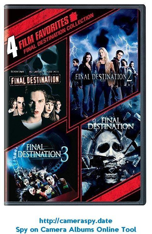 4 Film Favorites: Final Destination (4FF / DVD / WS / NTSC) Devon Sawa, Ali Larter, Mary Elizabeth Winstead, Ryan Merriman, Nick Zano