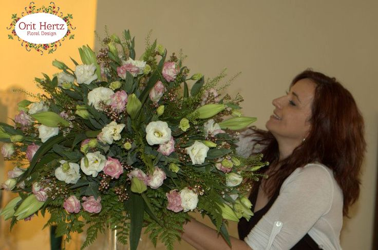 Floral Design school - Private Lessons