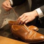 HANKYU MEN'S TOKYO ブリフトアッシュ直伝、靴磨きの極意