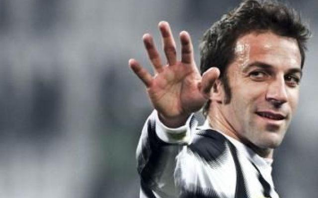 Del Piero e i suoi 40 anni da mito del calcio italiano