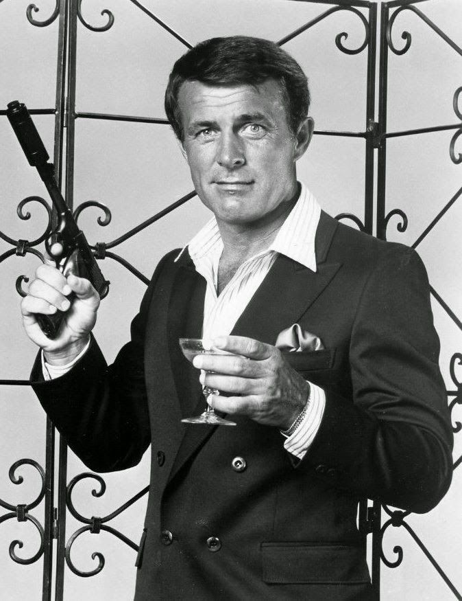 A Man Called Sloane. Robert Conrad took on the series (which barely lasted a dozen episodes before being cancelled.) It was Quinn Martin's final show to be created. The telefilm was finally aired with the name Death Ray 2000 in 1981.