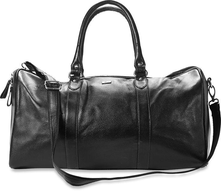 Travelbag black