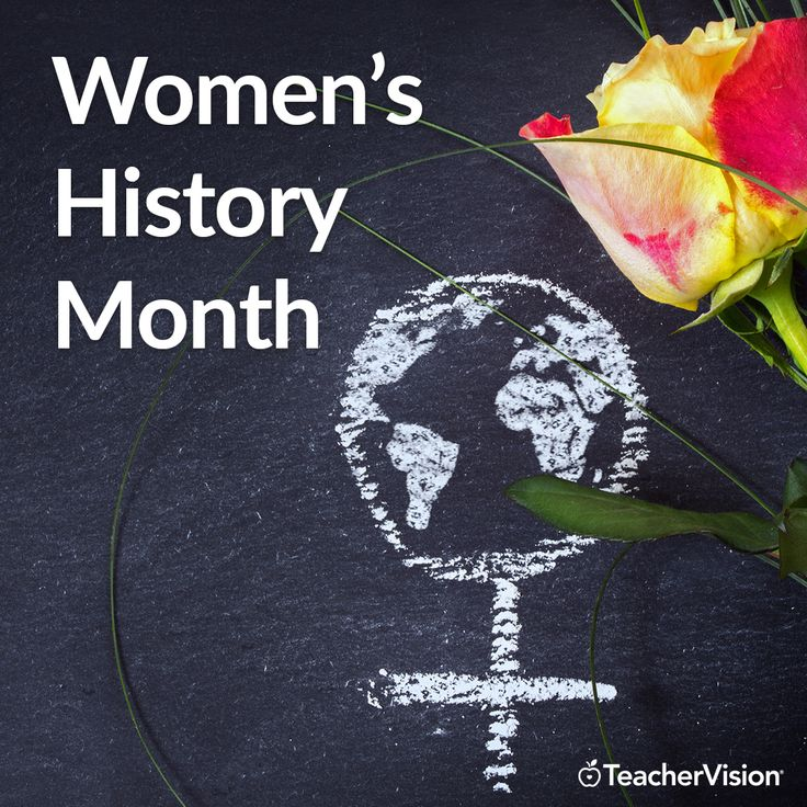 Celebrate the myriad accomplishments of American women with these classroom resources for Women's History Month in March.