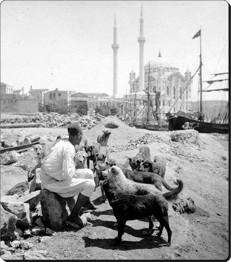 Ortaköy - 1900'ler