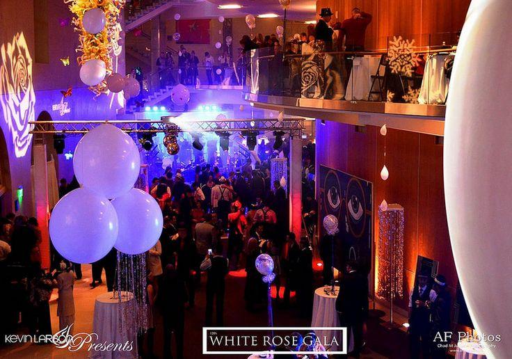 Annual White Rose Gala NYE Denver Roaring 20's Theme ....