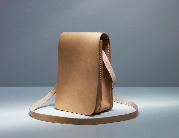 #MaisonCharoussas  The A1 crossbody bag Picture by Benoït Pailley