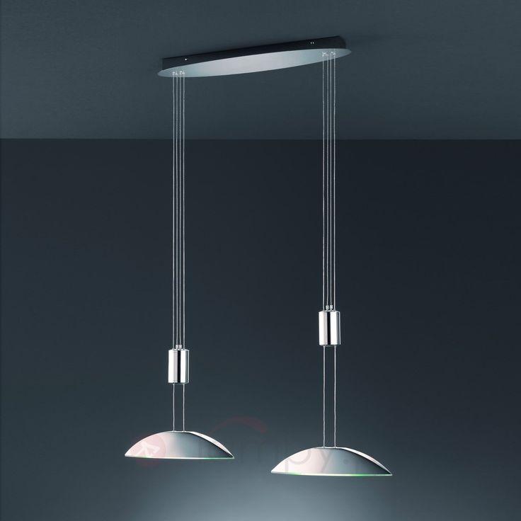 2-punktowa lampa wisząca LED NAUTICO 9004201