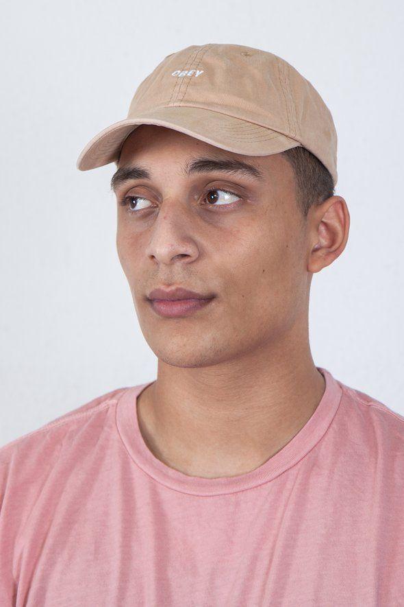 Obey - Jumble Bar Hat II 6 Panel Hat