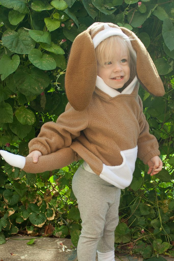Baby Hound Dog Hoodie, Halloween Costume, Jacket, Toddler, Fox and ...