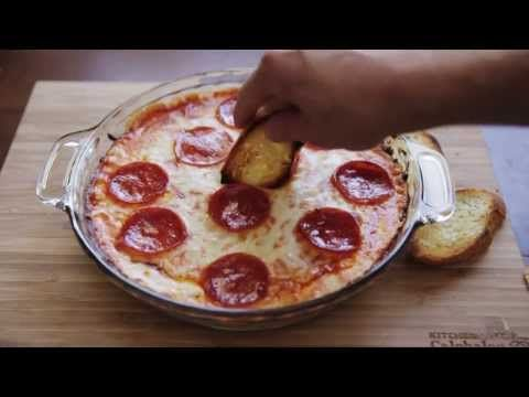 Here's how to make ~PIZZA DIP~ - YouTube