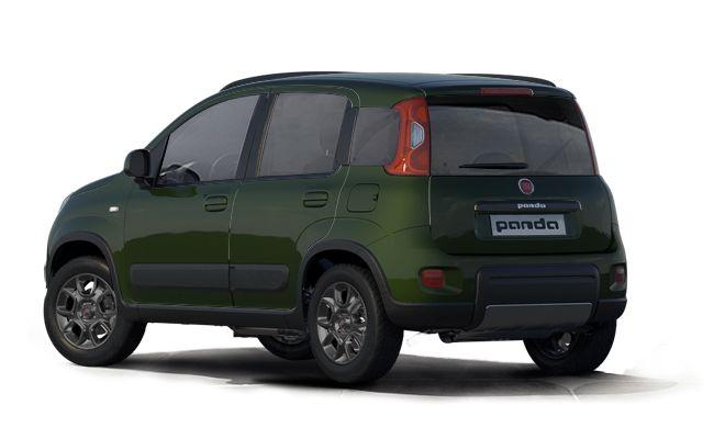 Fiat Panda GPL (PLG). Económico com estilo! Conheça a gama GPL da Fiat em www.fiatgplbifuel.pt.