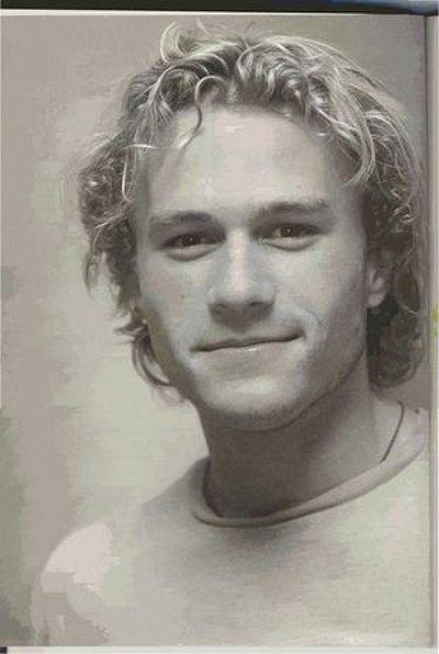 Heath Ledger My favorite movie~ a knights tale. Damn he was fine!