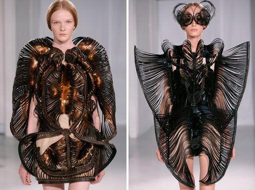 Haute couture vs avant garde google search avant garde for Couture vs haute couture