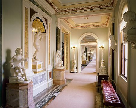 Osborne House ~ Queen Victoria summer home on Isle of Wight