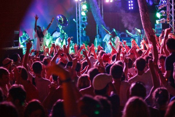 Croatia travel electronic music music festival dj for Jazz house music