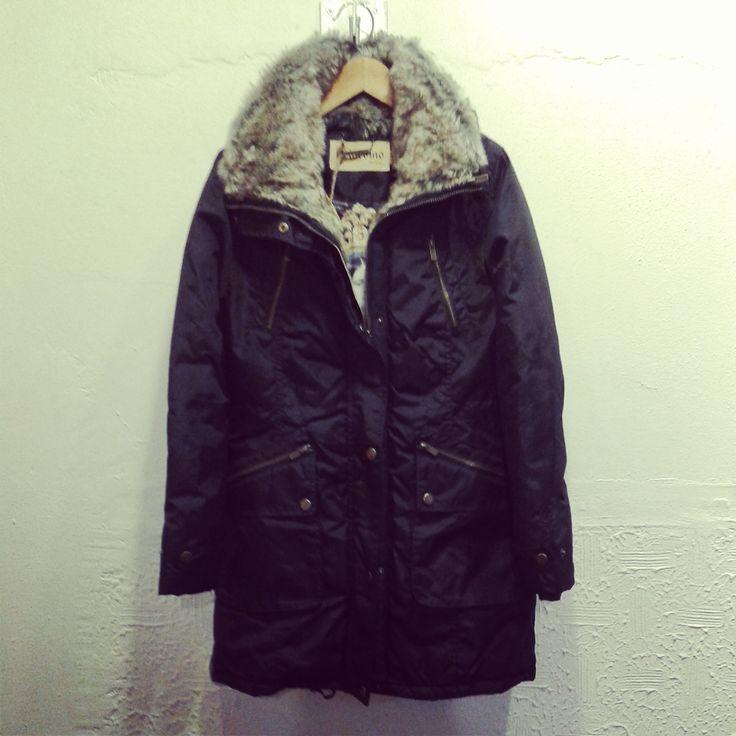 Sander's Musthave: Heerlijk warme gewatteerde jas van Giacomo, nu verkrijgbaar in 3 verschillende kleuren.
