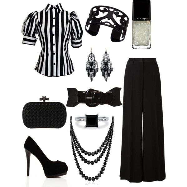 Corporate Goth 1 by ikilledsiriusblack6 on Polyvore featuring polyvore fashion style Roberto Cavalli Qupid Amrita Singh BERRICLE Lisa August Bling Jewelry Style & Co. Illamasqua