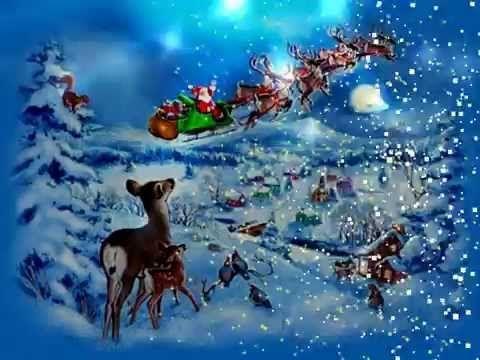 Frohe Weihnachten vom Weihnachtsmann - YouTube