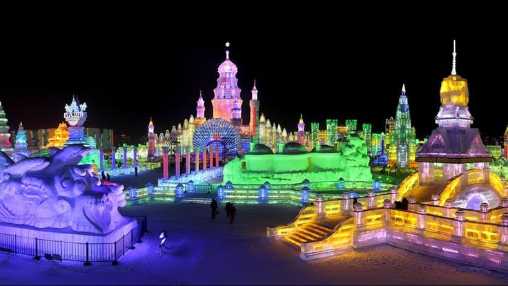 """The """"Ice Moscow"""" Festival has closed today due to an unexpected thaw!"""
