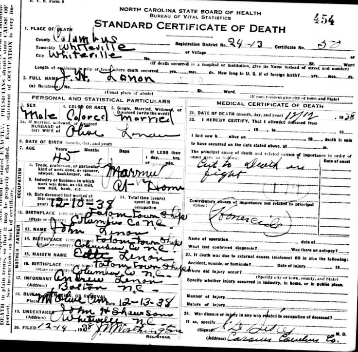 how to get a death certificate in ontario canada