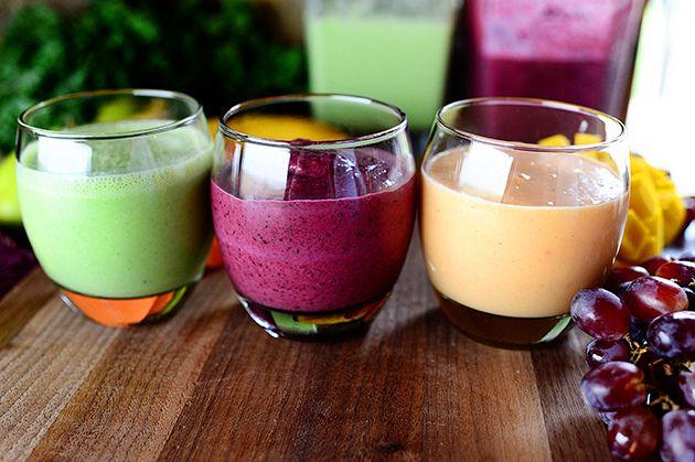 4 recepty na podzimní snídaňová smoothies - Slunečný život