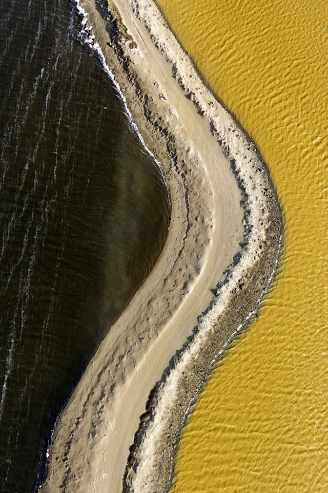 Aerial Saltscapes Photography -7