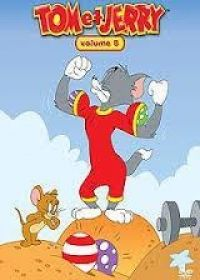Tom et Jerry The Collection Vol8 FRENCH.DVDRiP.XviD.AC3    Support: Avi    Directeurs: Joseph Barbera, William Hanna    Année: 2004 - Genre: Animation / Court métrage / Comédie / Pour enfants - Durée: 84 m.    Pays: - Langues: Français
