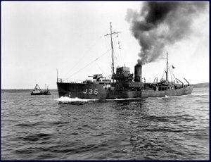 HMCS- Nootka S-3933-A