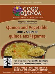 Quinoa & Vegetable Soup
