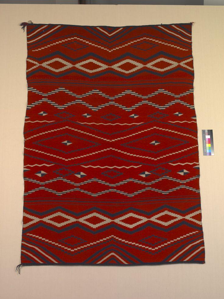 Мужское одеяло, Навахо. 1980 год.