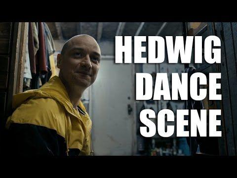 SPLIT movie 2017 - Dance Scene /w Hedwig - YouTube