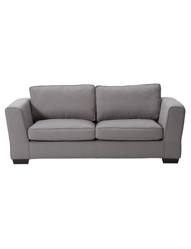 Add a classic touch to your living space with the Zara two-and-a-half seater sofa from the Bianco Home Collections range.
