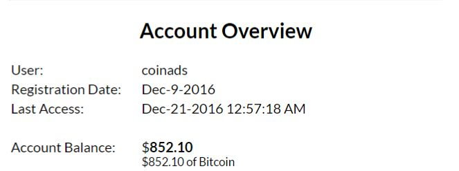 Get Paid $15-$30/Hr Instantly To Your Bitcoin Wallet Even While You Sleep! - MyBitcome.com