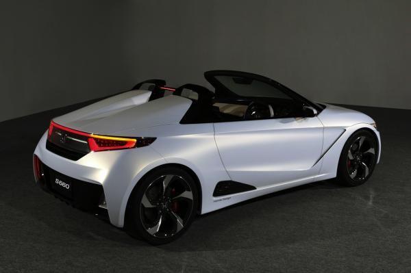 Honda S660, Sport Car Mungil - Vivaoto.com - Majalah Otomotif Online