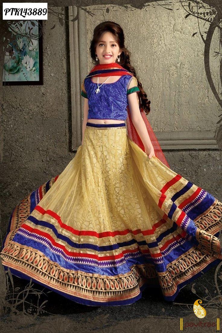 #Navratri Festival Utsav Saree #Fashion Designer #Kids Special #Lehenga Cholis Online Shopping with Discount Offer Prices 2015 -2016 at Pavitraa.in