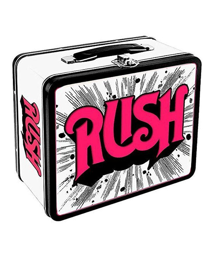 Rush Logo Fun Box