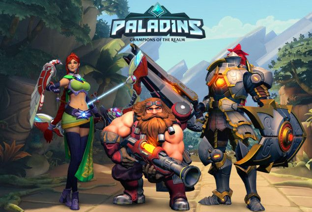 Paladins Beta Giveaway – Get A Key Now! - http://eleccafe.com/2015/12/14/paladins-beta-giveaway-get-a-key-now/