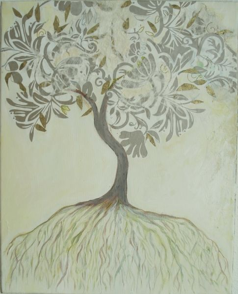 The Tree Of Life is one of the oldest symbols on the planet. Just about every culture across the world has viewed the tree as a symbol for life, regeneration, healing, transformation, and growth.