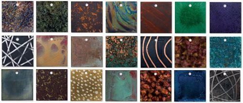 Patinas: 300+ Coloration Effects for Jewelers and Metalsmiths - Patinas Galore: Create Over 300 Colorful Effects on Silver, Copper, Brass, Bronze, Steel, and Other Metals